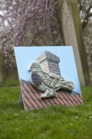 Pigeon Fancier Shared Memory Tribute