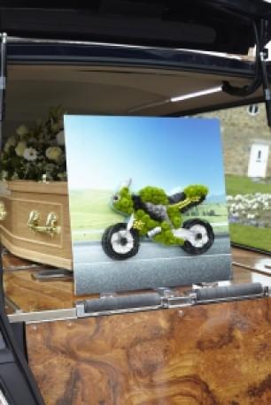 Motor Bike Shared Memory Tribute