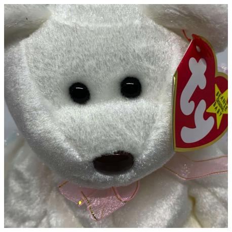 Almost Free Valentine's Teddy